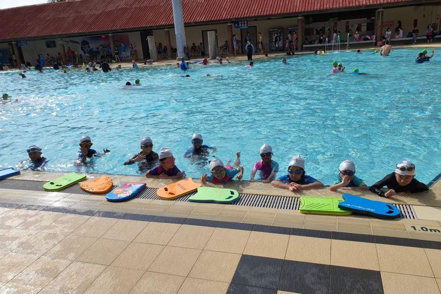 Kids Swimming Lessons Singapore