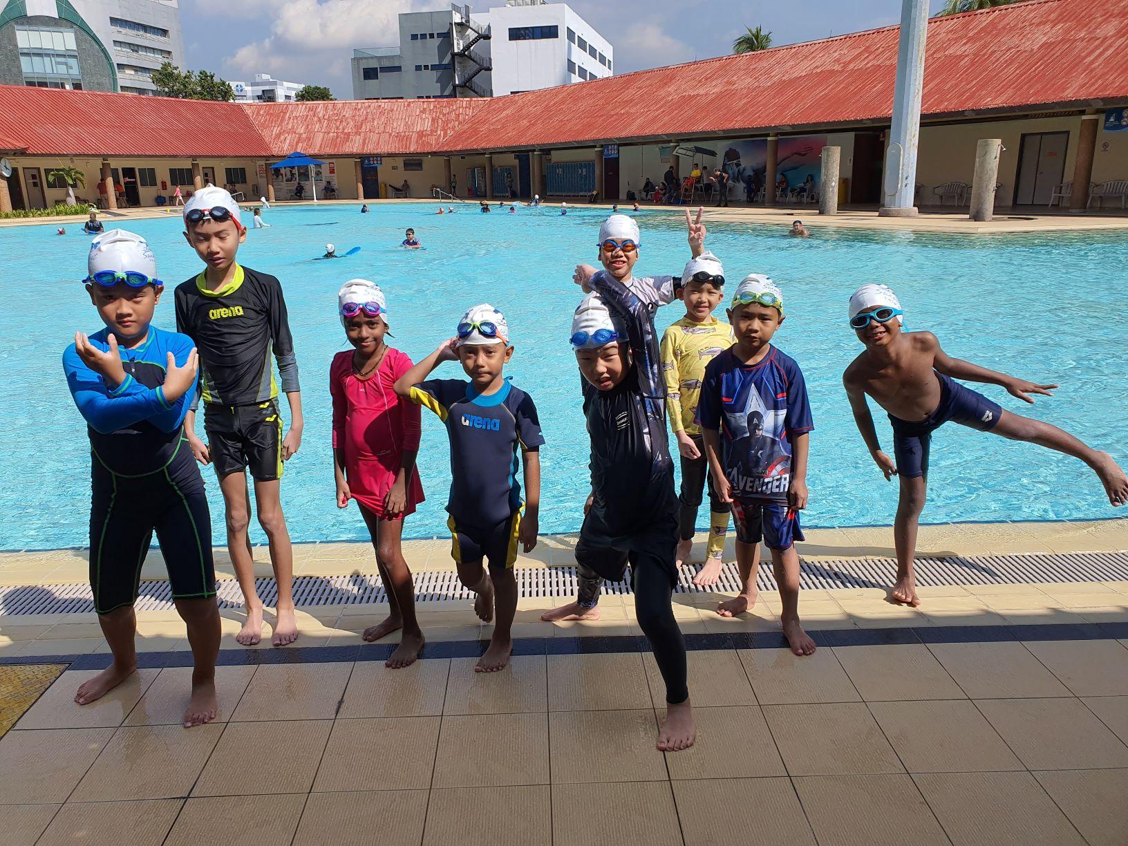 Swimming School Singapore