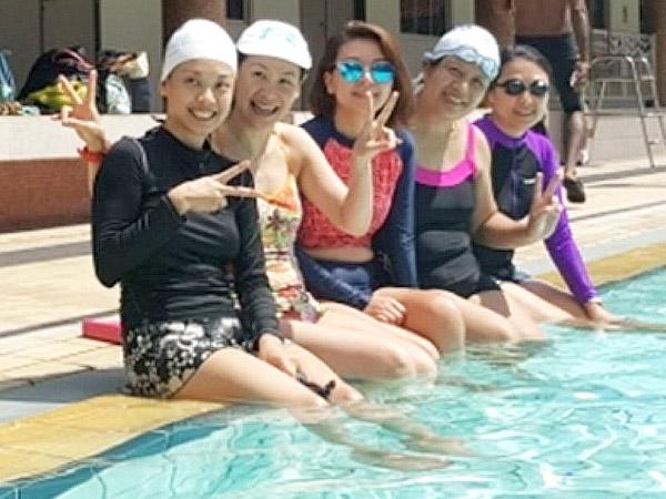 Ladies Swimming Classes. Contact for Ladies Swimming Classes. Group and Private Swimming Classes for Ladies.