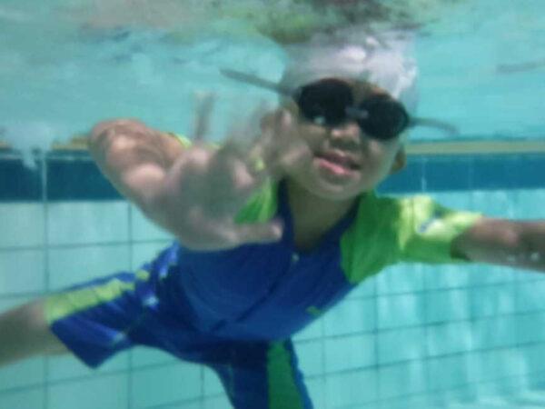 Kids Swimming Rates